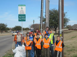 Boy Scouts Troop 78 - McCreary Road